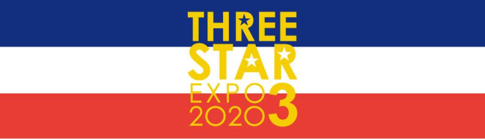 THREE STAR EXPO 2O20